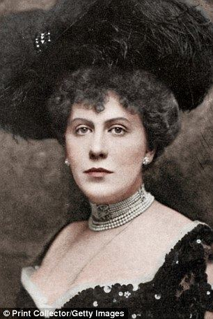 Alice Keppel What a naughty girl Former maid reveals how Camillas greatgranny
