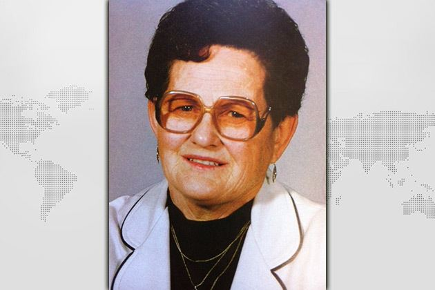 Alice Kundert Long Time Public Servant Alice Kundert Died Monday June 10