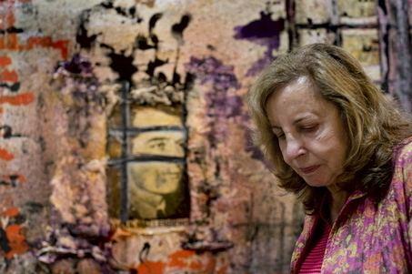 Alice Lok Cahana Holocaust survivor makes art from her memories The
