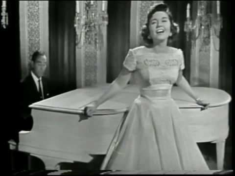 Alice Lon The Lawrence Welk Show Cant Help Loving That Man YouTube