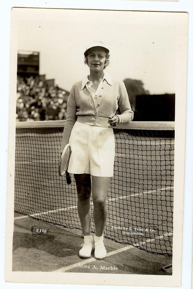 Alice Marble Anyone for Tennis Wimbledon Suzanne Lenglen Alice