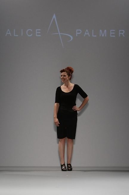 Alice Palmer (designer) Alice Palmer nominated for Fashion Designer of the Year at