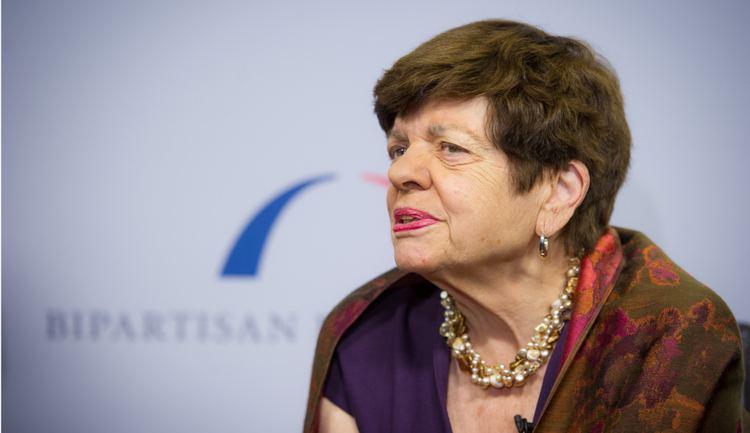Alice Rivlin Alice M Rivlin Bipartisan Policy Center