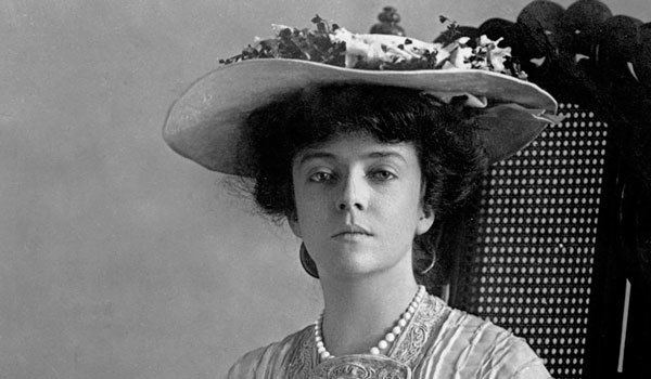 Alice Roosevelt Longworth Missed in History Alice Roosevelt Longworth Stuff You