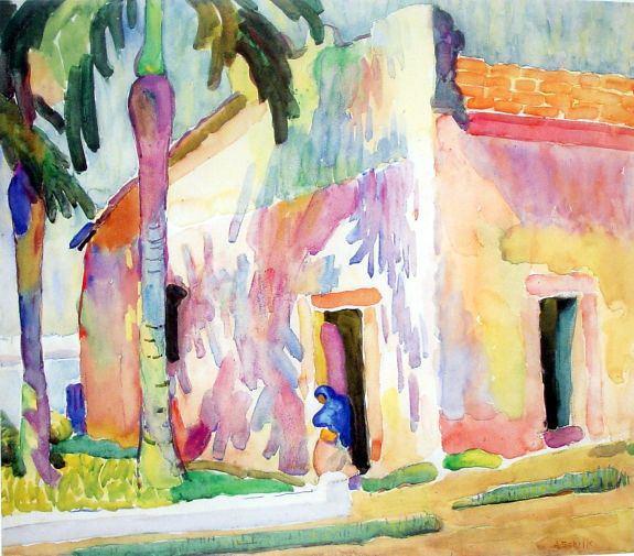Alice Schille Historic American Artist ALICE SCHILLE