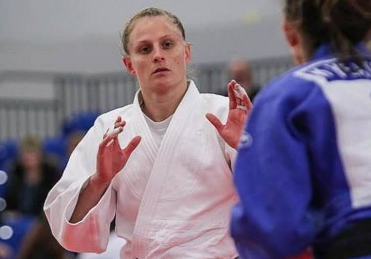 Alice Schlesinger Israeli Judoka set to switch flags and represent Great