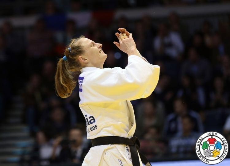 Alice Schlesinger JudoInside News Alice Schlesinger finally back on the tatami