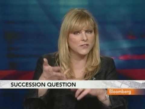 Alice Schroeder Author Alice Schroeder on Bloomberg Discusses Potential Warren