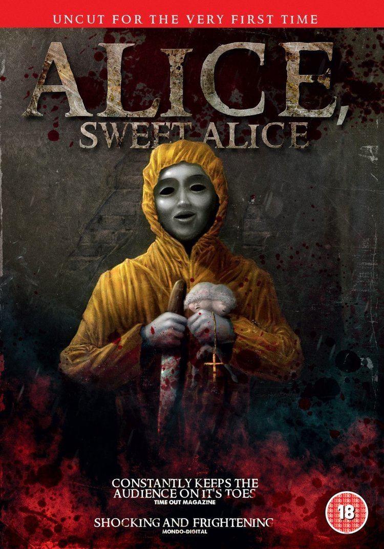 Alice, Sweet Alice Alice Sweet Alice 1976 Movie Review Horrorphilia