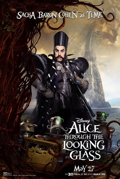 Alice Through the Looking Glass (2016 film) Alice Through the Looking Glass Movie Poster 15 of 24 IMP Awards