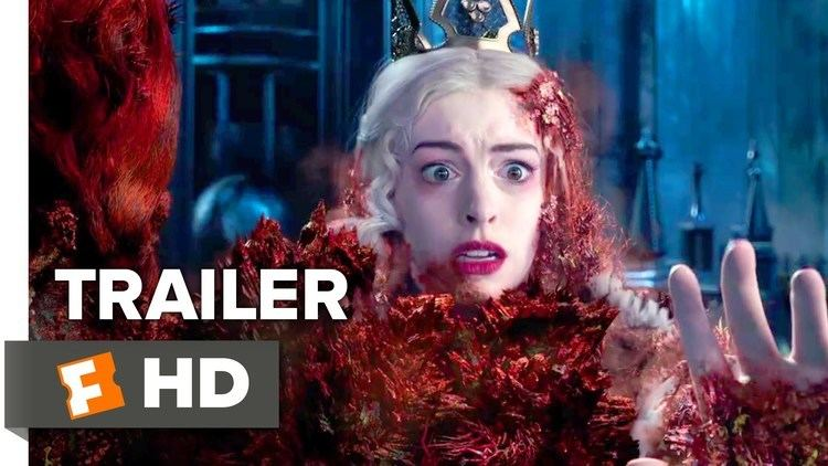 Alice Through the Looking Glass (2016 film) Alice Through the Looking Glass Official Trailer 2 2016 Mia