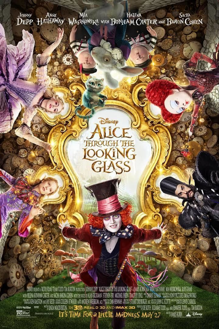 Alice Through the Looking Glass (2016 film) t0gstaticcomimagesqtbnANd9GcSEhXurEYesaWN3K