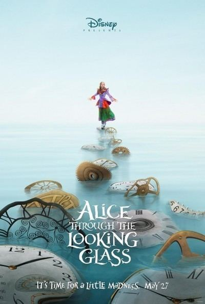 Alice Through the Looking Glass (2016 film) Alice Through the Looking Glass Movie Review 2016 Roger Ebert
