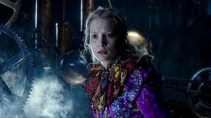 Alice Through the Looking Glass (2016 film) Alice Through the Looking Glass 2016 Film Complet Video