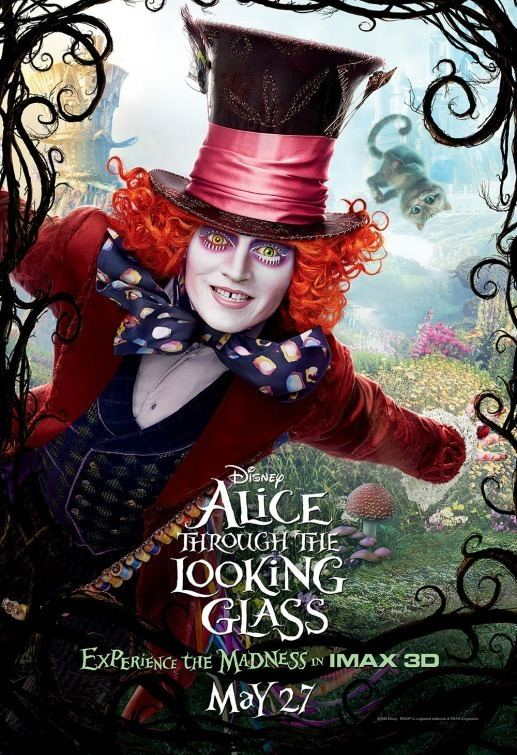 Alice Through the Looking Glass (2016 film) Alice Through the Looking Glass Movie Poster 23 of 24 IMP Awards
