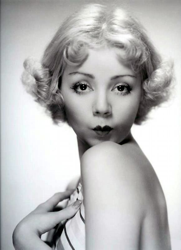 Alice White Stars of Vaudeville 785 Alice White Travalanche