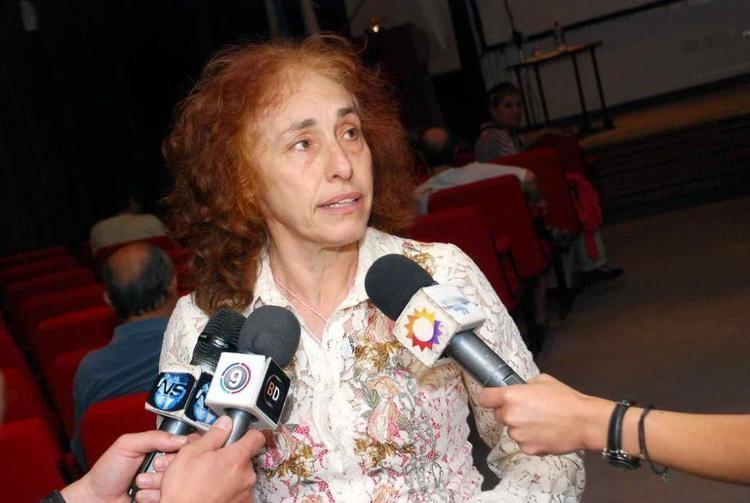 Alicia Partnoy Cancin de Alicia en el pas EcoDias