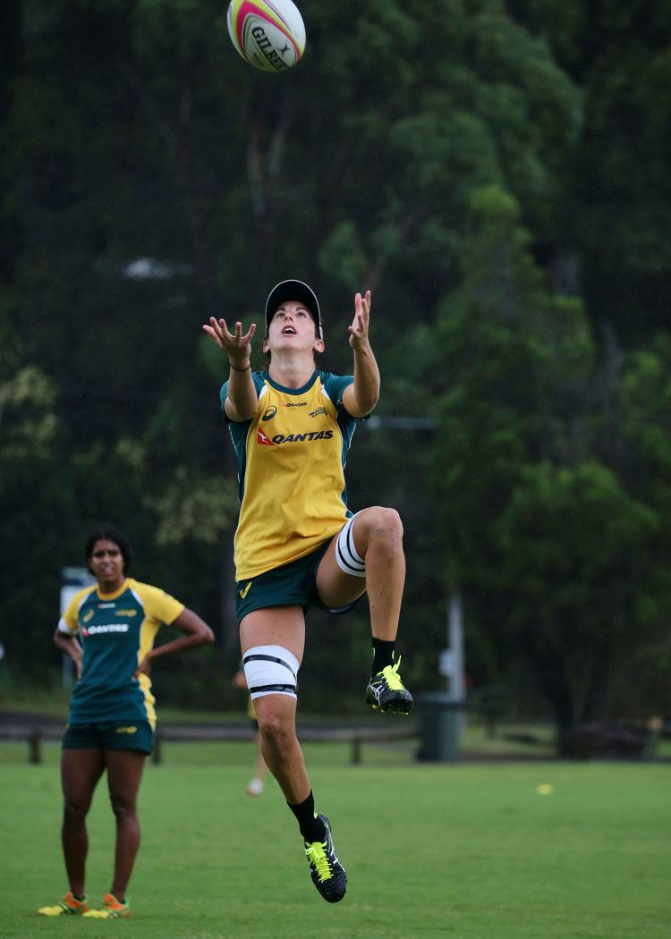 Alicia Quirk Quirk goes to work Aussie 739s star Alicia Quirk won39t be taking it