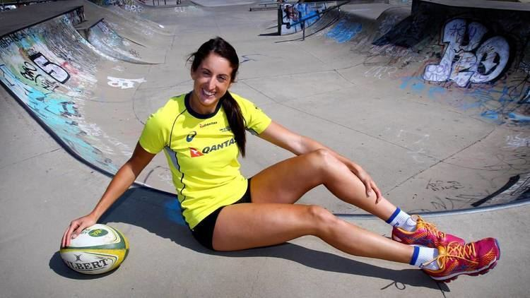 Alicia Quirk Olympic dream now reality for our Alicia The Daily Advertiser