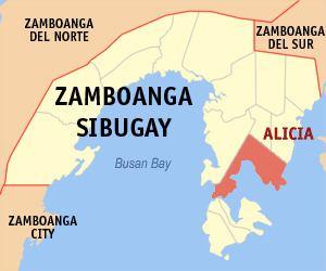 Alicia, Zamboanga Sibugay
