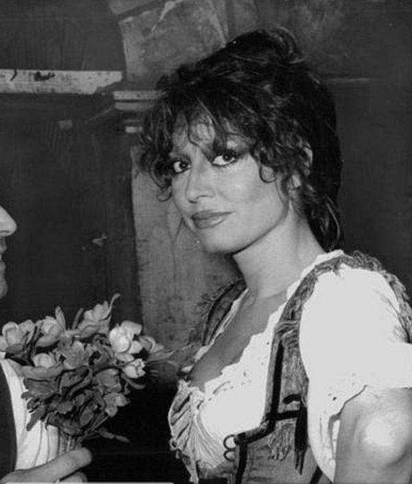 Alida Chelli Triste annuncio per la morte di Alida Chelli La