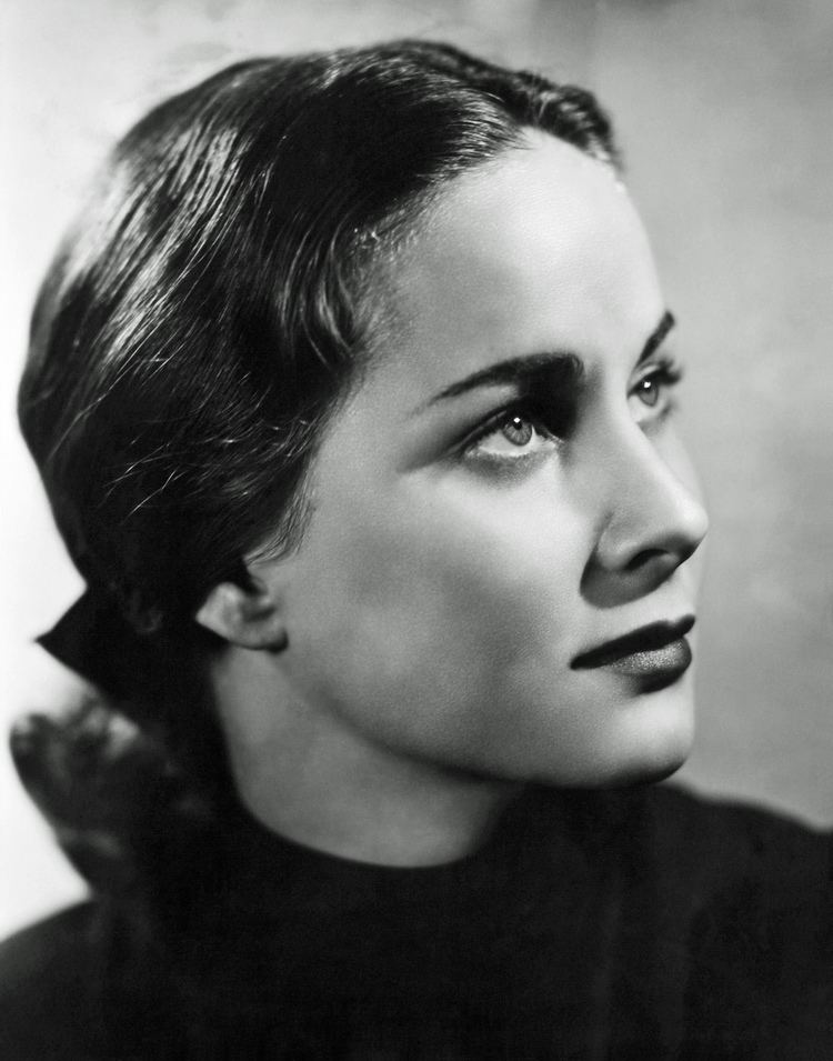 Alida Valli Alida Valli Muses Cinematic Women The Red List