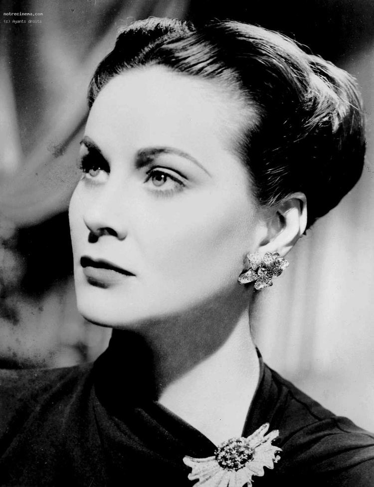 Alida Valli Alida Valli profile Famous people photo catalog