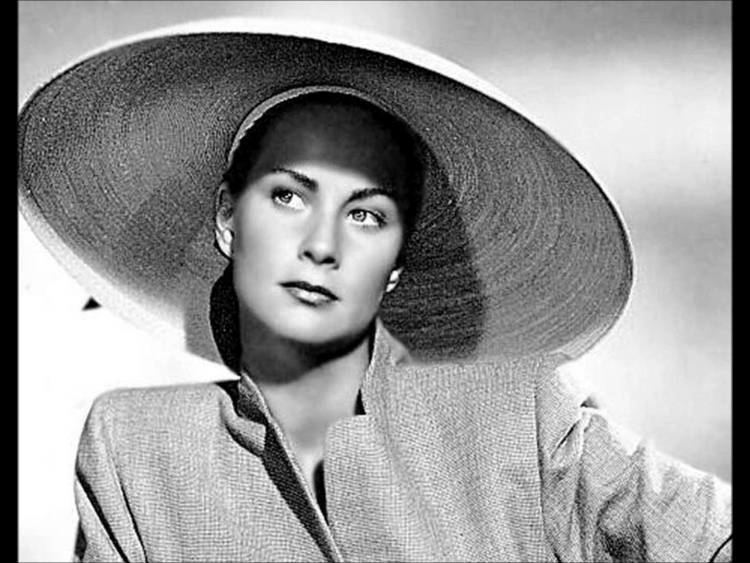 Alida Valli Ma L39amore No Alida Valli YouTube