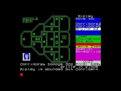 Alien (1984 video game) httpsiytimgcomvir65jIrUfp58hqdefaultjpg