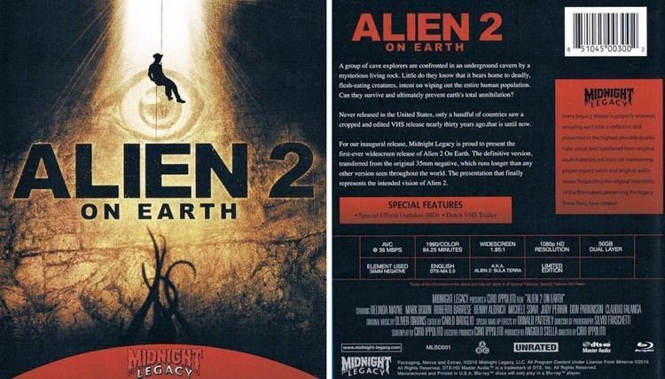 Alien 2: On Earth Alien 2 On Earth 1980 aka Alien 2 Page 4