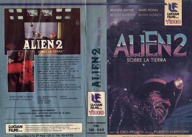 Alien 2: On Earth Camp Movie Camp Alien 2 On Earth 1980