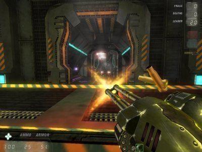 Alien Arena (game) Alien Arena 2009 Dark morbid and a whole lot of fun