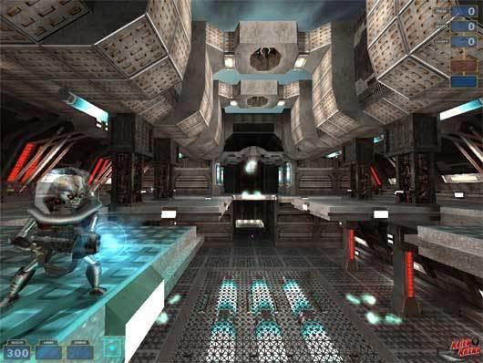 Alien Arena (game) CodeRED Alien Arena Games GameZone