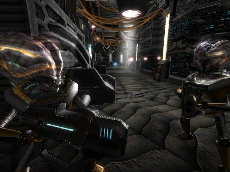 Alien Arena (game) Alien Arena 2009 is OUT