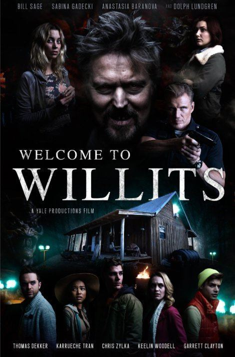 Alien Hunter Welcome to Willits aka Alien Hunter USA 2016 HORRORPEDIA