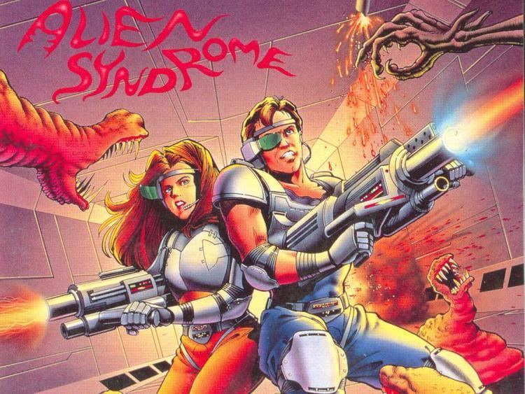 Alien Syndrome Alien Syndrome possibly lined up in SEGA39s next 3D classic wave