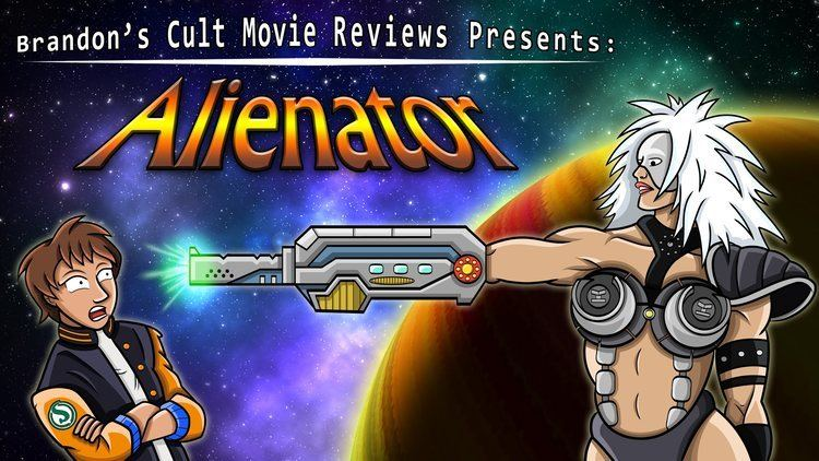 Alienator Brandons Cult Movie Reviews Alienator YouTube