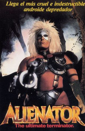 Alienator Alienator 1990 Review The Action Elite
