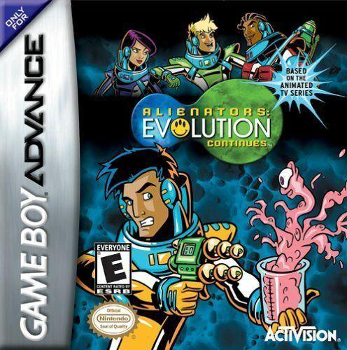 Alienators: Evolution Continues Alienators Evolution Continues UMode7 ROM lt GBA ROMs Emuparadise