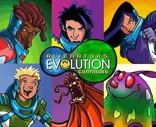 Alienators: Evolution Continues Alienators Evolution Continues a Titles amp Air Dates Guide