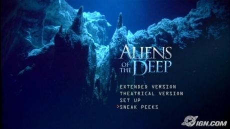 Aliens of the Deep Aliens of the Deep IGN