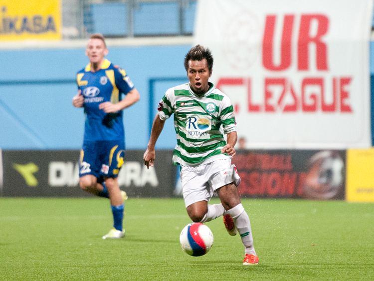 Aliff Shafaein Aliff Shafaein helps Geylang International to a win over his former