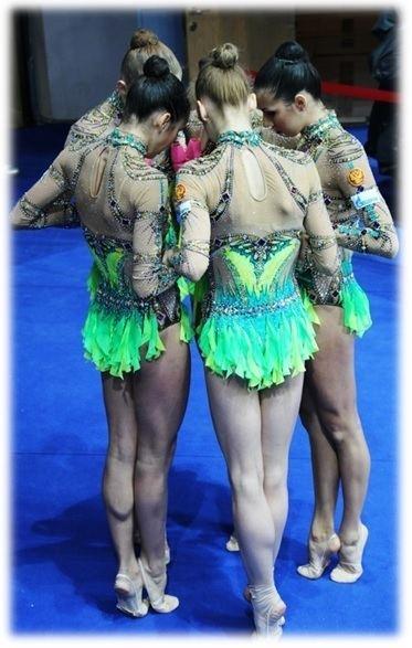 Alina Makarenko anastasia nazarenko Rhythmic Gymnastics Info