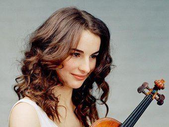 Alina Pogostkina ABC Classic FM Afternoons Alina Pogostkina plays the