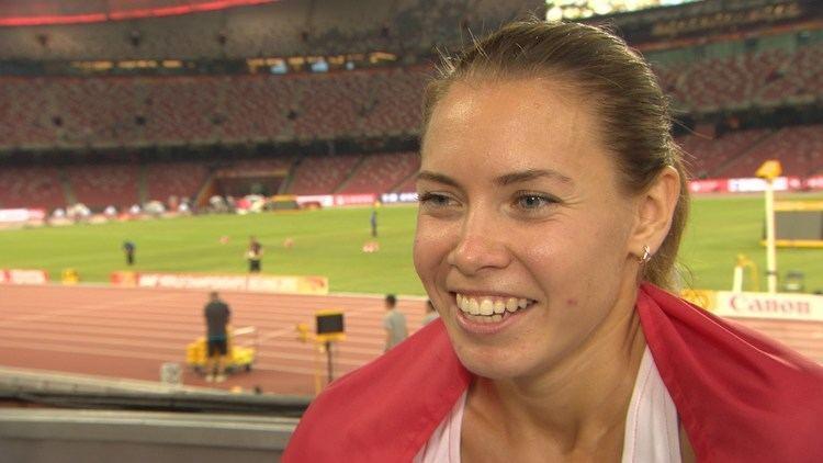 Alina Talay WCH 2015 Beijing Alina Talay BLR 100m Hurdles Final Bronze YouTube