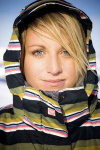 Aline Bock Freeride Worldtour Aline Bock ist Nr2 megadasher