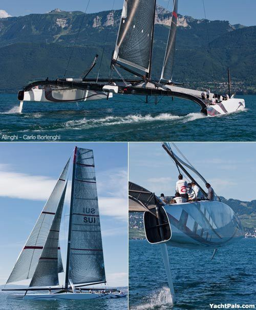 Alinghi 5 America39s Cup Sailing Alinghi 5 Raises Sail while Lawyers Raise