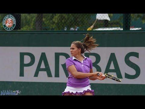 Aliona Bolsova Zadoinov Roland Garros Junior 2014 Aliona BOLSOVA ZADOINOV ESP