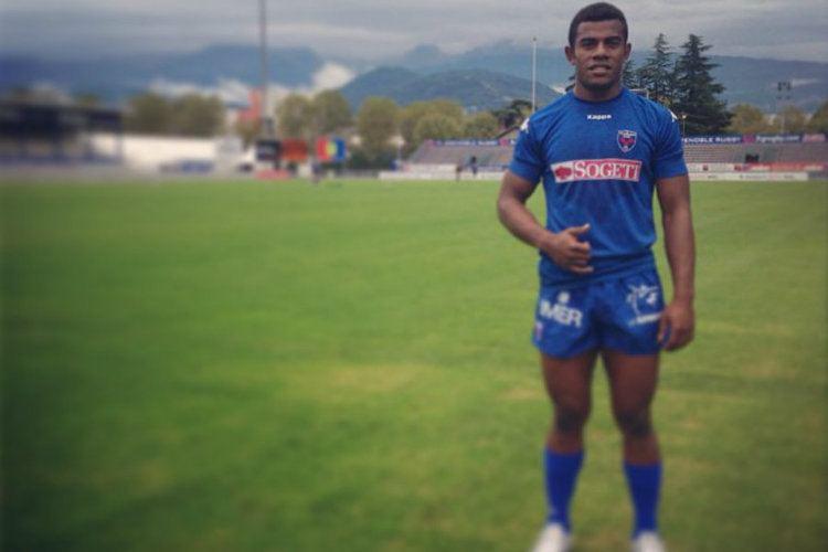 Alipate Ratini Grenoble Ratini signe jusqu39en 2015 Rugby Sportsfr