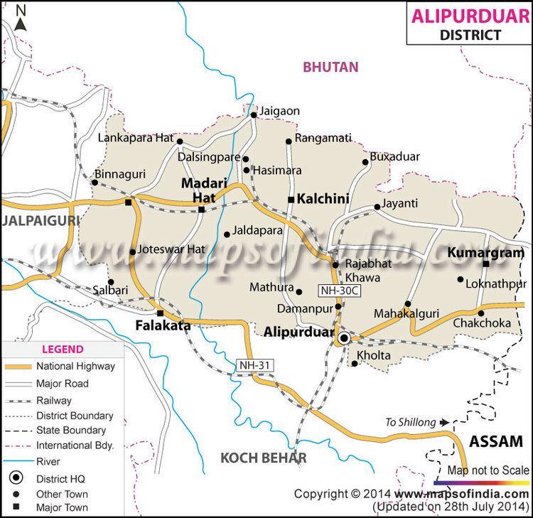 Alipurduar Culture of Alipurduar